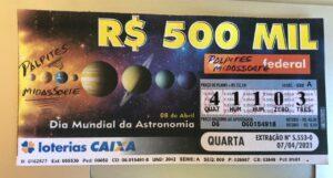 resultado da Loteria Federal 5553