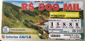 resultado da Loteria Federal 5523