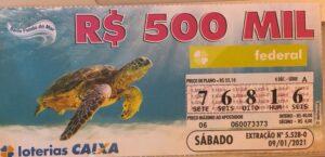 resultado da Loteria Federal 5528