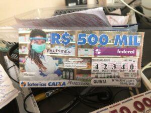 resultado da Loteria Federal 5539