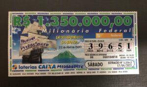 resultado da Loteria Federal 5556