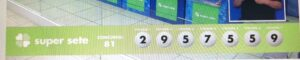 resultado sorteio Super Sete 081