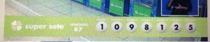 resultado sorteio Super Sete 087