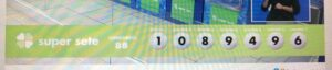 resultado sorteio Super Sete 088