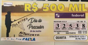 resultado da Loteria Federal 5575