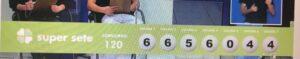 resultado Super Sete 120