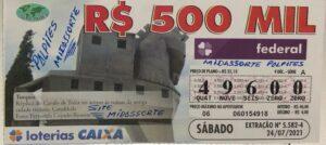 resultado da Loteria Federal 5582