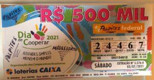 resultado da Loteria Federal 5576