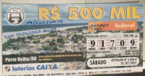 resultado da Loteria Federal 5584