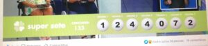 resultado Super Sete 134