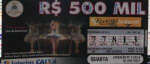 resultado da Loteria Federal 5593